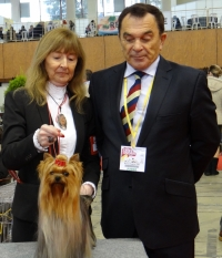 MINATERRA: 9ª NATIONAL BRAGA DOG SHOW ( PORTUGAL) 2014.